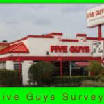 FIVE GUYS SURVEY @ www.fiveguys.com/survey
