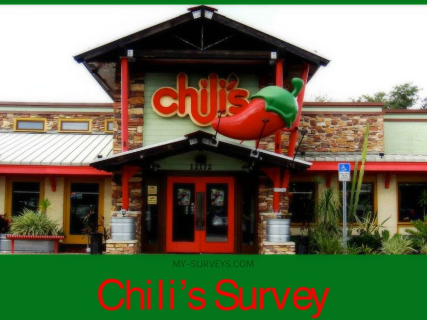 Chilis Survey