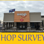 Talk to IHOP Survey @ www.talktoihop.com