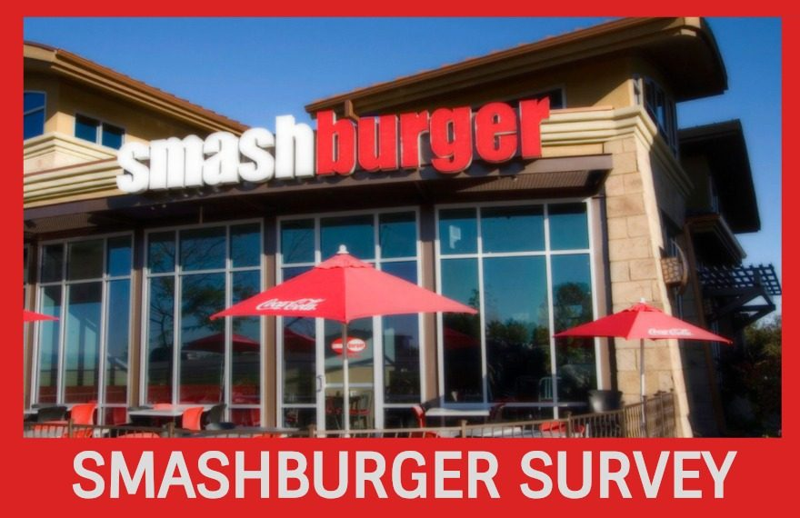 smashburger survey