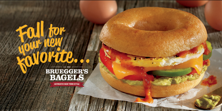 Bruegger's Customer Satisfaction Survey
