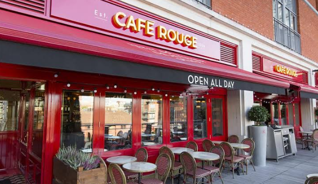 Cafe Rouge Customer Experience Survey