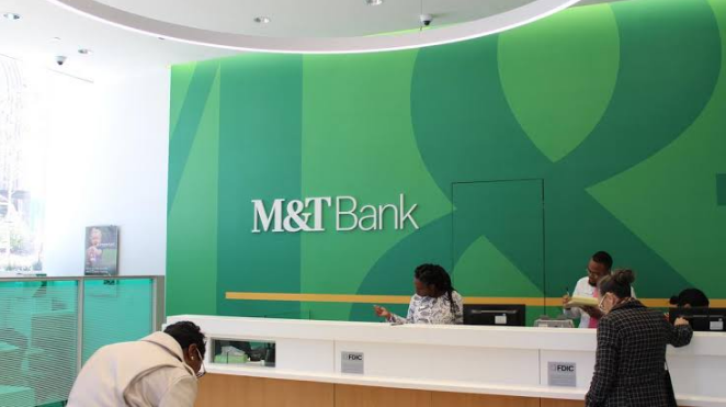 M and T Bank Customer Experience Survey